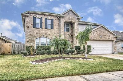 Friendswood Single Family Home For Sale: 3811 Saxon Hollow Court