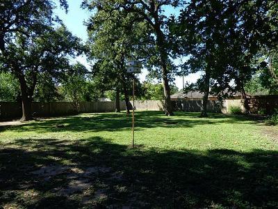 Houston Residential Lots & Land For Sale: 12806 Boheme Drive