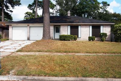 Single Family Home For Sale: 19406 Flaxwood Drive