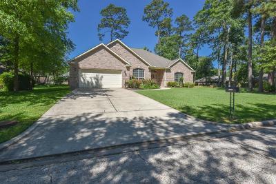 Willis Single Family Home For Sale: 12435 Taurus Drive