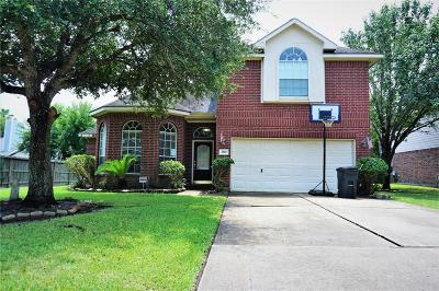 Pearland Single Family Home For Sale: 3342 Southdown Drive