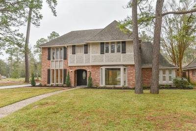 Houston Single Family Home For Sale: 1422 Grand Valley Drive