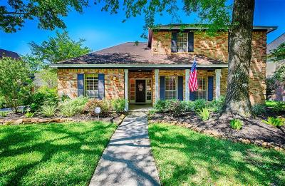 Houston Single Family Home For Sale: 2723 Cedarville Drive