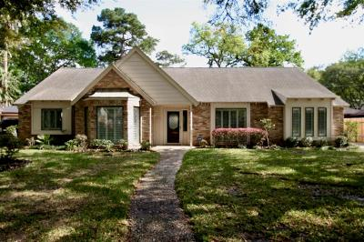 Houston Single Family Home For Sale: 5315 Old Lodge