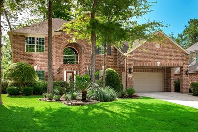 The Woodlands Single Family Home For Sale: 86 Oriel Oaks