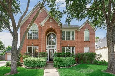 Richmond Single Family Home For Sale: 1406 Lake Crockett Circle