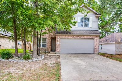 Conroe Single Family Home For Sale: 216 Doncaster Street