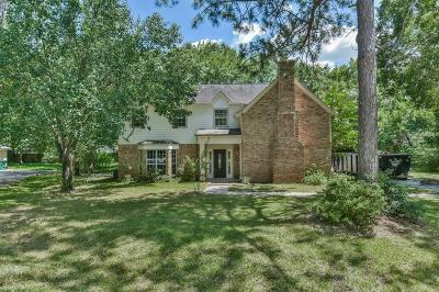 Conroe Single Family Home For Sale: 538 Fort Sumpter Street