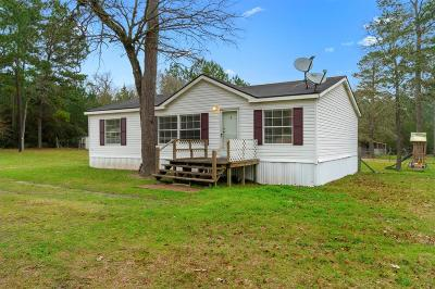 Grimes County Single Family Home For Sale: 15434 Cherry Laurel Lane