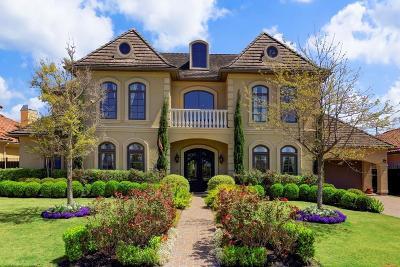 Houston Single Family Home For Sale: 3607 St Tropez Way