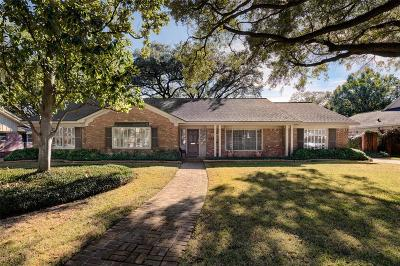 Houston TX Single Family Home For Sale: $1,325,000