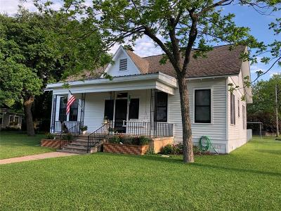 Fayette County Single Family Home Pending: 801 Summit Street