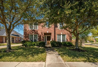 Katy Single Family Home For Sale: 6002 Gablestone Lane