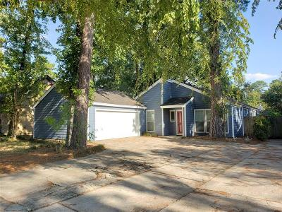 Montgomery Single Family Home For Sale: 12705 Walden Road