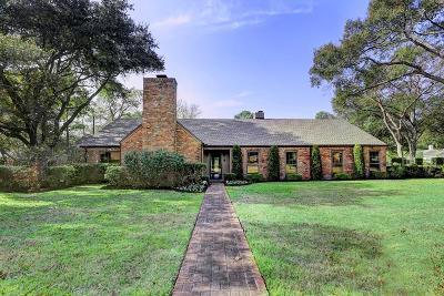 Houston Single Family Home For Sale: 355 Tynebridge Lane