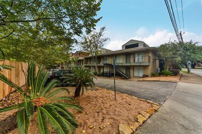 Condo/Townhouse For Sale: 2737 Houston Avenue #27