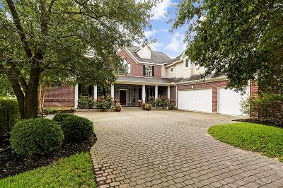 Montgomery Single Family Home For Sale: 5 Woodshay Drive
