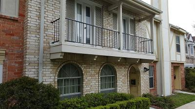 Houston Condo/Townhouse For Sale: 14367 S Misty Meadow Lane