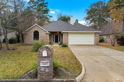 Montgomery Single Family Home For Sale: 3223 Hemingway Dr