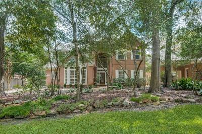 The Woodlands Single Family Home For Sale: 134 Green Gables Circle