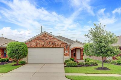 Richmond Single Family Home For Sale: 2923 Cone Flower Drive