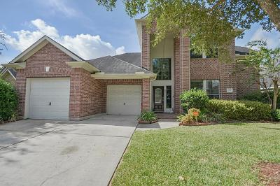 Humble Single Family Home For Sale: 12606 Cooper Breaks Drive