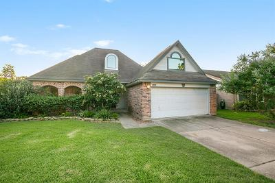 Sugar Land Single Family Home For Sale: 16614 Tranquil Drive