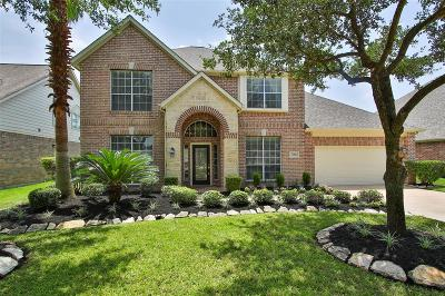 Houston TX Single Family Home For Sale: $308,800