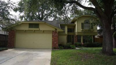 Sugar Land Single Family Home For Sale: 2011 Braesmeadow Ln
