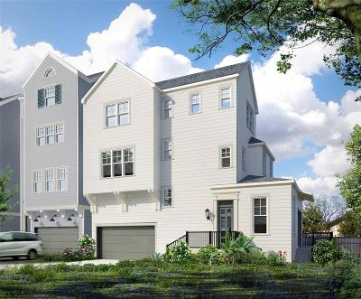 Houston Single Family Home For Sale: 4045 Woodshire Village Estates