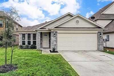 Conroe Single Family Home For Sale: 9964 Hyacinth Way