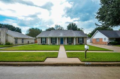 Katy Single Family Home For Sale: 835 Hidden Canyon Road