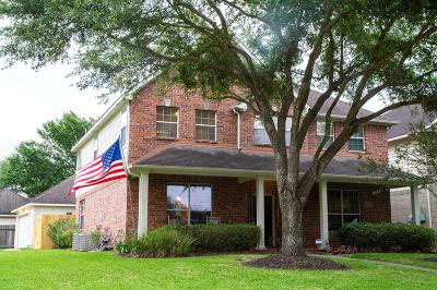 League City Single Family Home For Sale: 4520 Avery Hollow Court