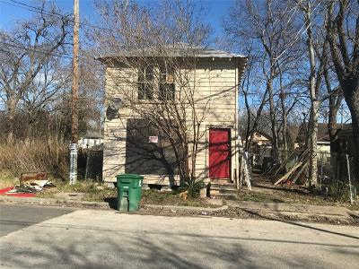 Houston Multi Family Home For Sale: 3349 Anita Street