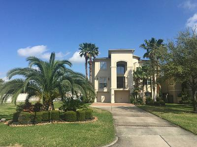 League City Single Family Home For Sale: 2232 Marina Way