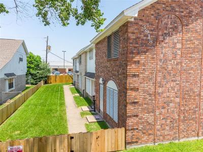 La Marque Multi Family Home For Sale: 3918 McKinney Extension