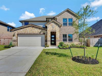 Manvel Single Family Home For Sale: 2639 Cutter Court