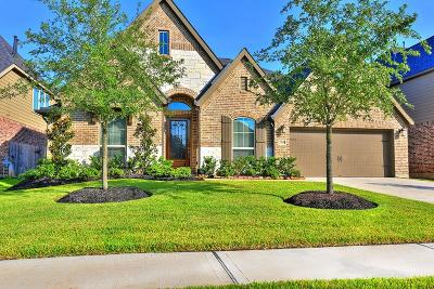 Katy Single Family Home For Sale: 27818 Bradford Ridge Drive