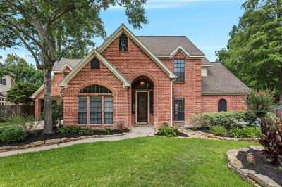 The Woodlands Single Family Home For Sale: 15 Waterbrook Place