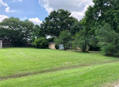 Tomball Residential Lots & Land For Sale: Clayton Street Street