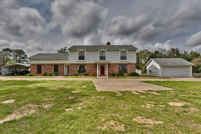 Bellville Single Family Home For Sale: 4179 Stokes Road