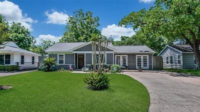 Oak Forest Single Family Home For Sale: 1619 Gardenia Drive