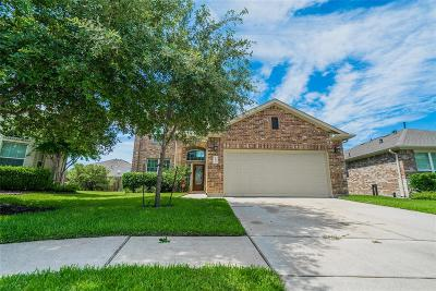Tomball Single Family Home For Sale: 11922 Ribbon Falls Drive