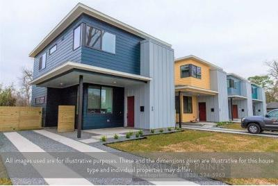 Houston Single Family Home For Sale: 63 Meadow Lea Drive