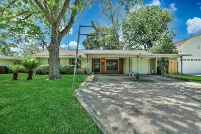 Houston Single Family Home For Sale: 2403 Wilde Rock Way