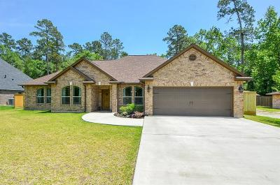 New Caney Single Family Home For Sale: 714 Parthenon Place