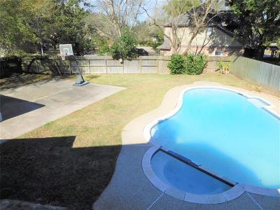 Humble Single Family Home For Sale: 20242 Atascocita Shores Drive