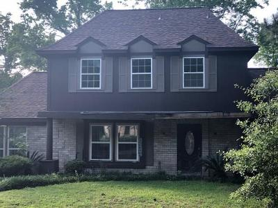 Montgomery County Single Family Home For Sale: 591 River Plantation Drive