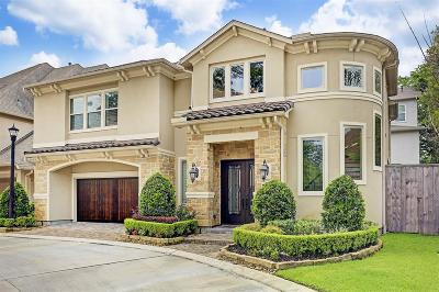 Houston Single Family Home For Sale: 623 Blue Iris Trail