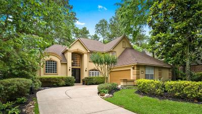 The Woodlands Single Family Home For Sale: 63 Candle Pine Place